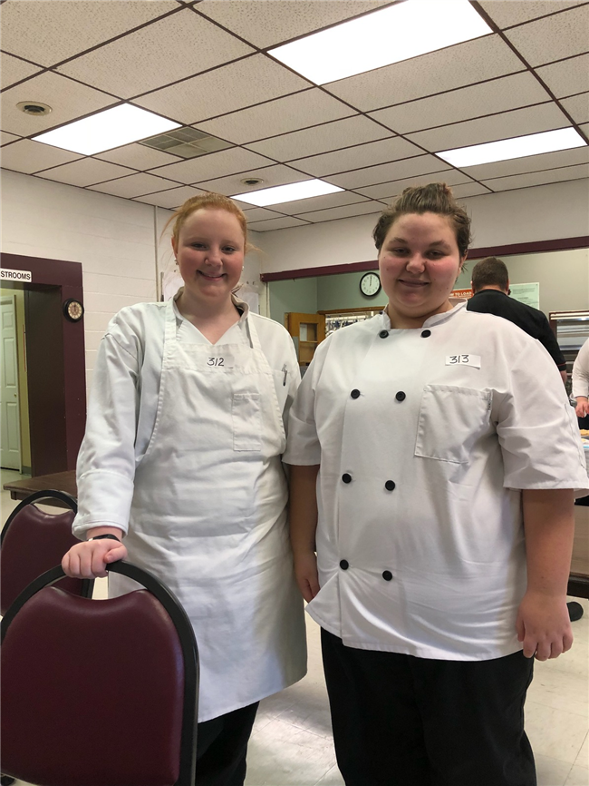 District Commercial Baking Contest