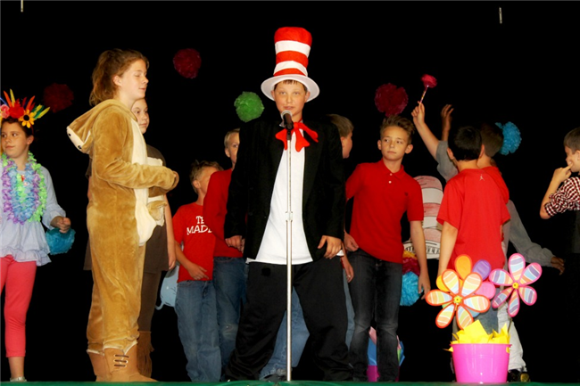 Seussical Jr. comes to Matthews